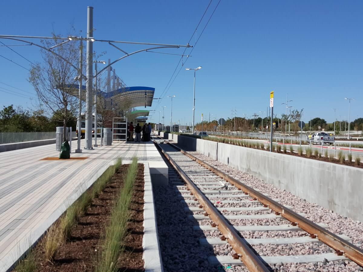 DART/DFW Airport Irving/DFW Corridor